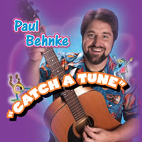 Catch A Tune CD Cover